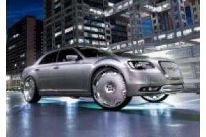 Chrysler 300C на 26-дюймовых дисках