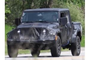 Пикап Jeep Wrangler