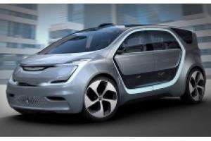 Электровэн Chrysler Portal выходит в серию