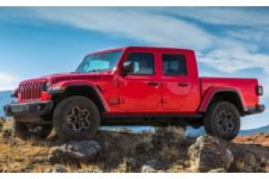 Jeep Gladiator Diesel 2021 доступен для заказа