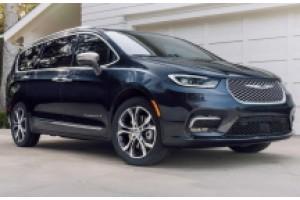 Chrysler Pacifica 2021 - самый дорогой минивэн года теперь стоит 55000 долларов