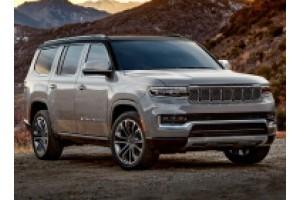 Позашляховики Jeep Wagoneer і Jeep Grand Wagoneer 2022 року одержали кінцеві цінники
