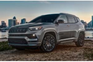 Jeep Compass 2022 року: великі зміни в інтер'єрі супроводжуються невеликим підвищенням цін