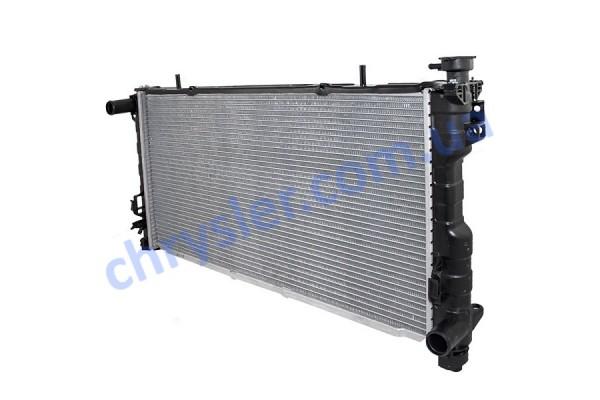 ABAKUS 0080170004 Радіатор Охолодження